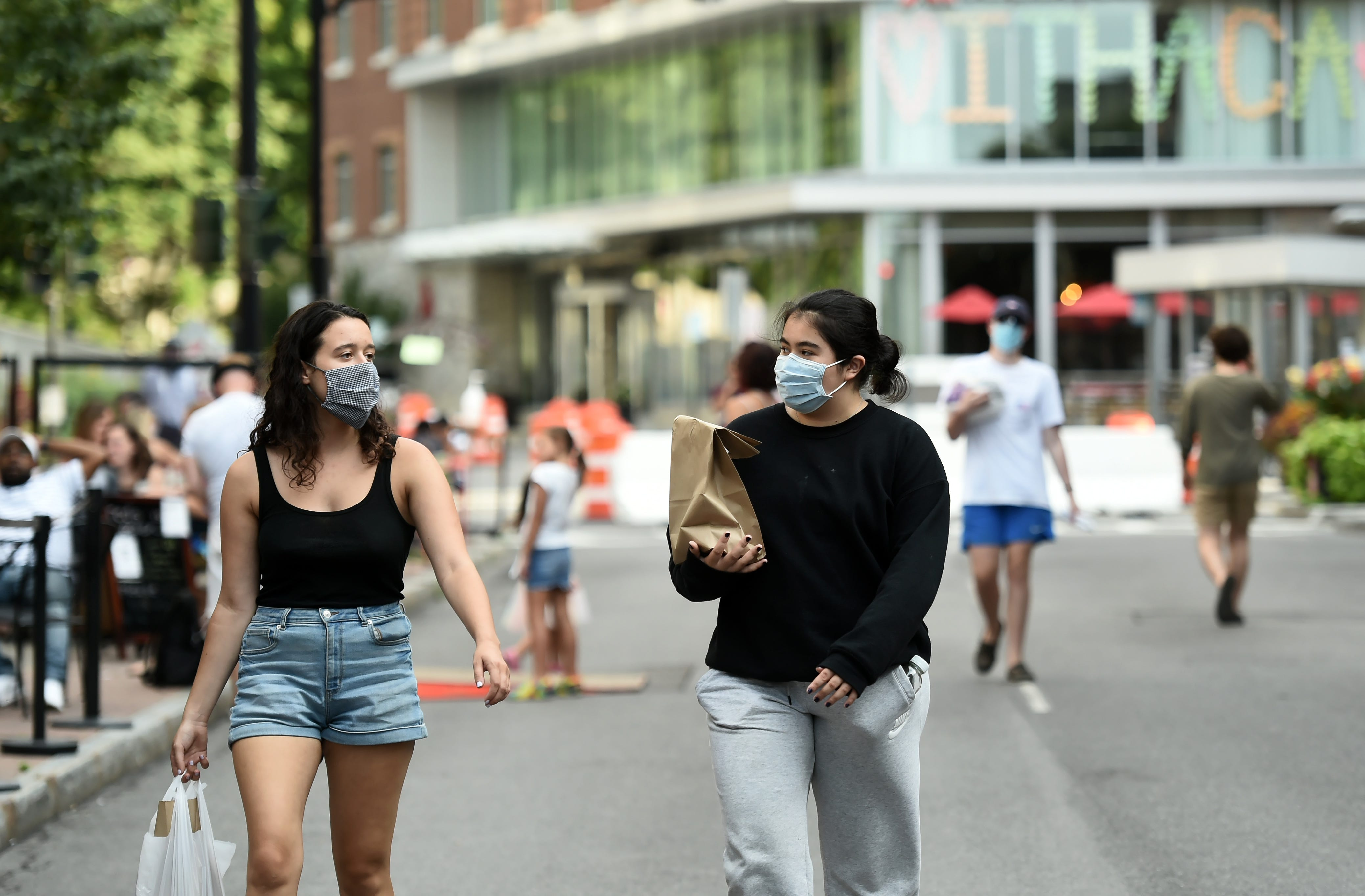 College towns across New York welcomed students back for the start of the 2020 fall semester with mixed feelings. Local businesses like those in Ithaca's downtown saw long-awaited relief with the customer increase, but some residents worried students would spread the virus in their towns.