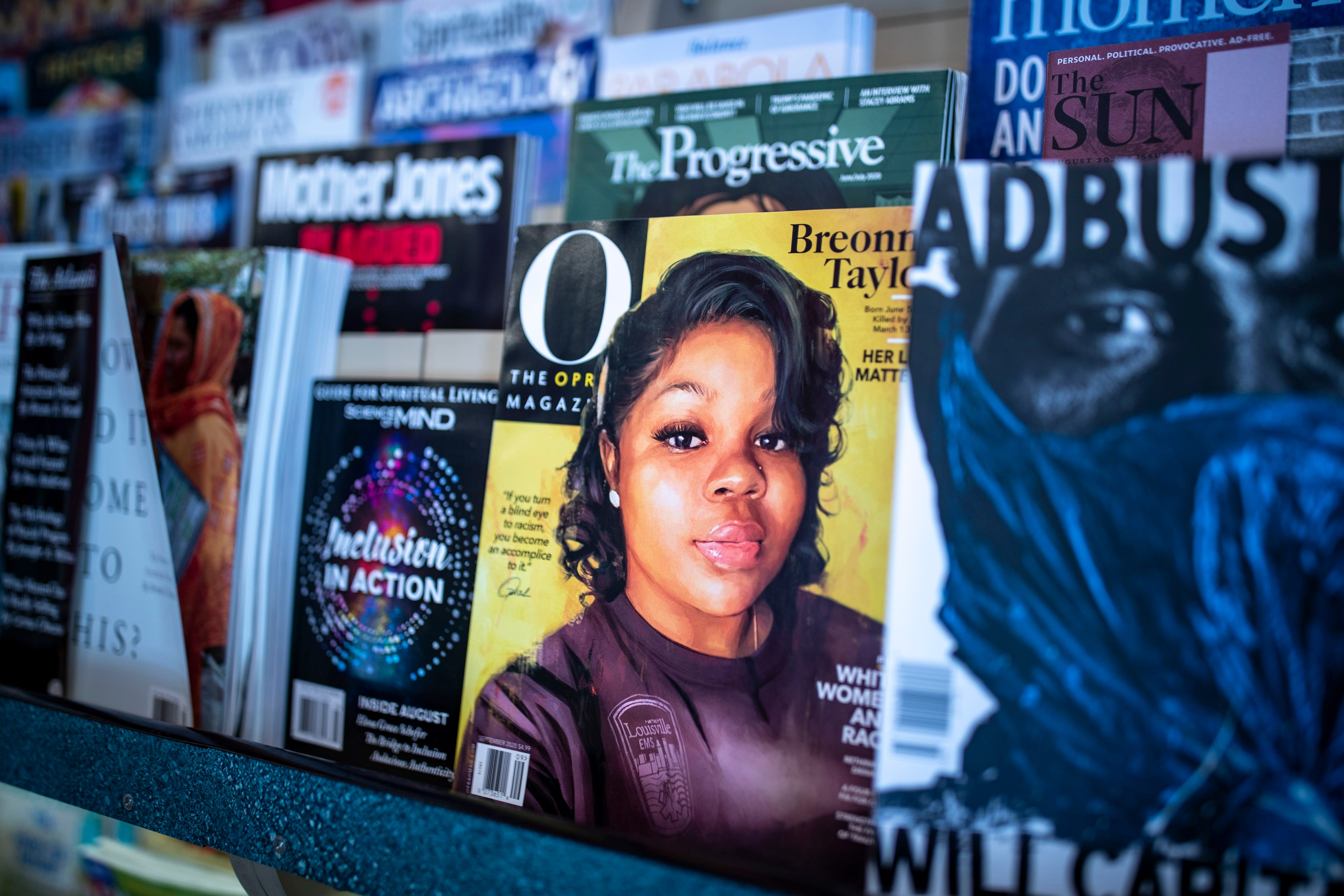 Breonna Taylor Oprah Magazine What S Inside The Historic Edition