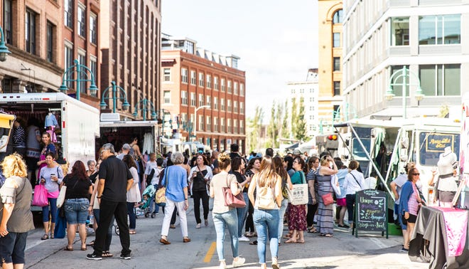 """Last summer, re:Craft and Relic put on a""""Mobile Boutique Market"""" in the Third Ward with vendors from across the Midwest.This summer, the group is hosting two virtual markets."""