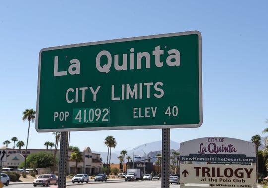 La Quinta is a city in the eastern Coachella Valley.