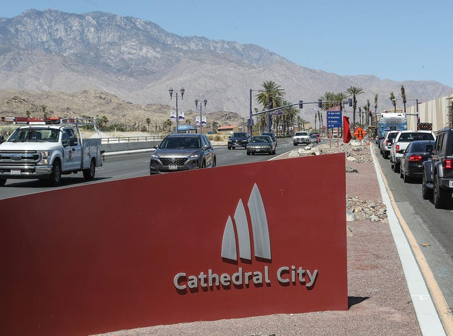 Cathedral City is the second most populous city in the Coachella Valley.