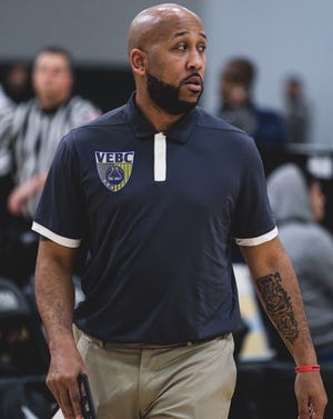 Bella Vista Prep boys basketball head coach Corey Boswell