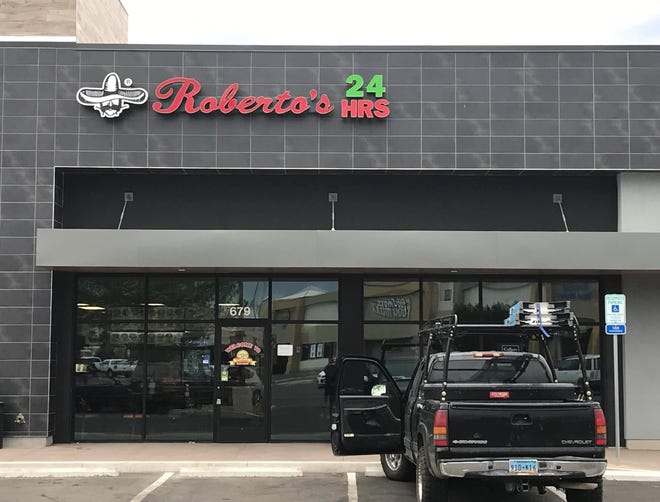 Roberto's Taco Shop, the Las Vegas-based taco titan with about 70 locations across Nevada and California, is debuting its third Northern Nevada location, this time in the Iron Horse center in Sparks.