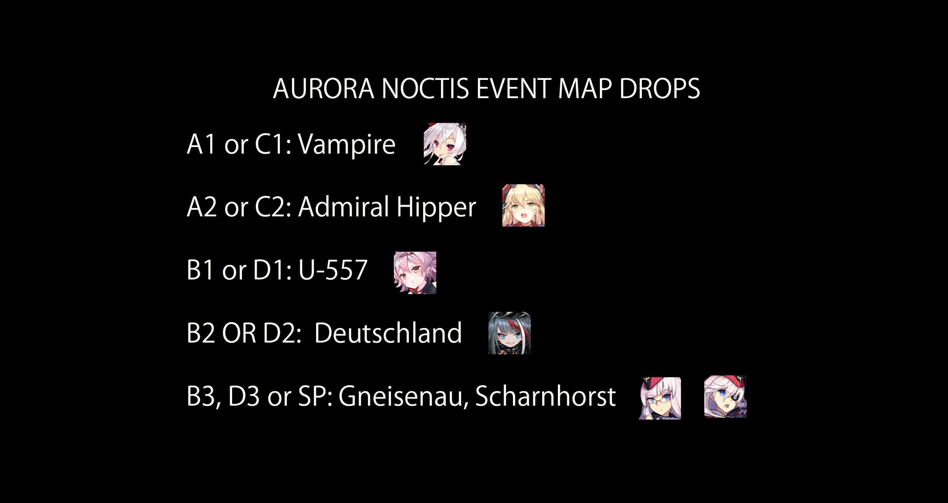 Azur Lane Aurora Noctis Event Tips All You Need To Know Technobubble