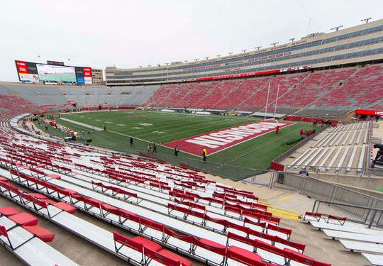Will college stadiums like this be poured out?