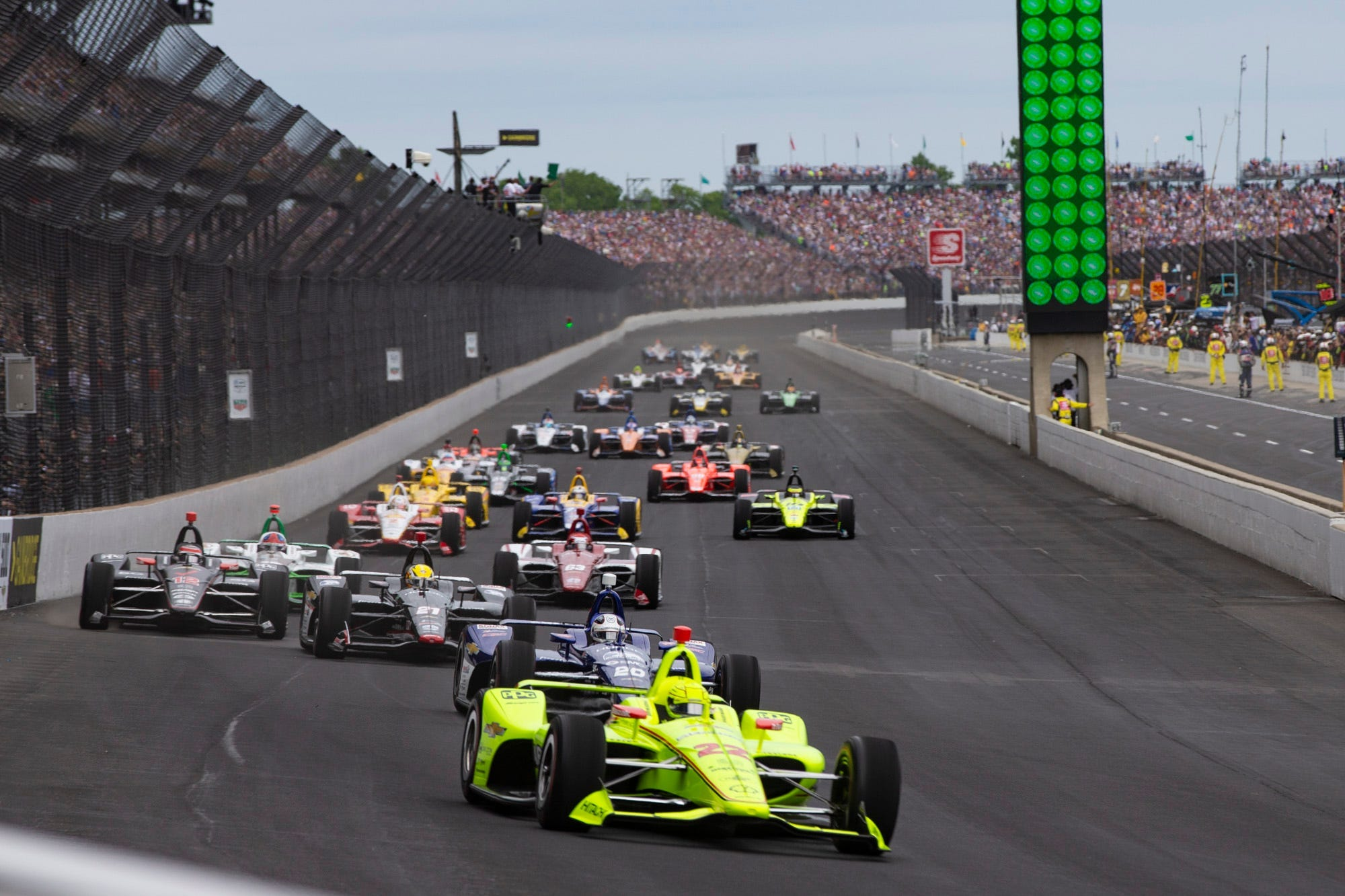 Indianapolis 500 2020: Start time, lineup, TV/radio schedule and more