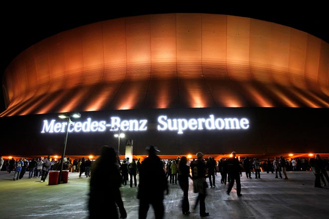 The Saints have announced that no fans will be in attendance at the Mercedes-Benz Superdome during the season opening game against the Tampa Bay Buccaneers.