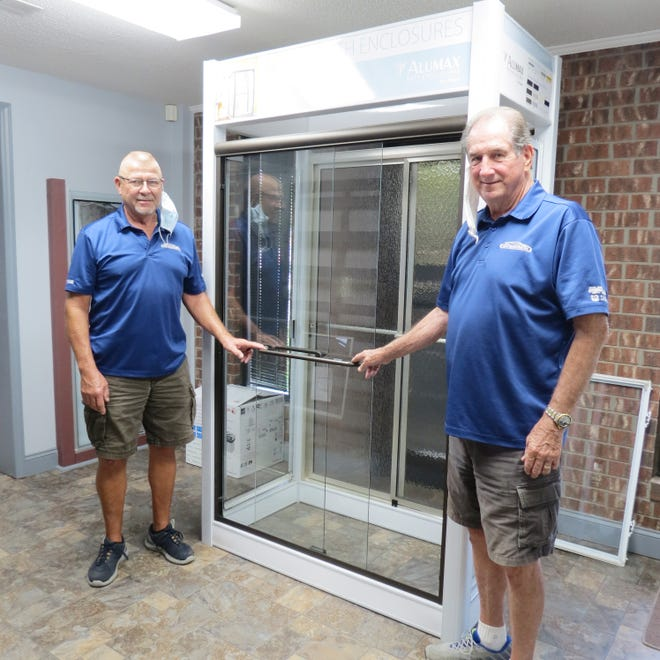 If you're looking to replace or add a glass shower, or need parts for your glass doors, Smith Glass can do it for you.