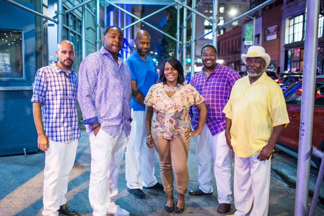 Best Kept Soul is performing at the next Concert on The Green in Dover Thursday, Aug. 13.