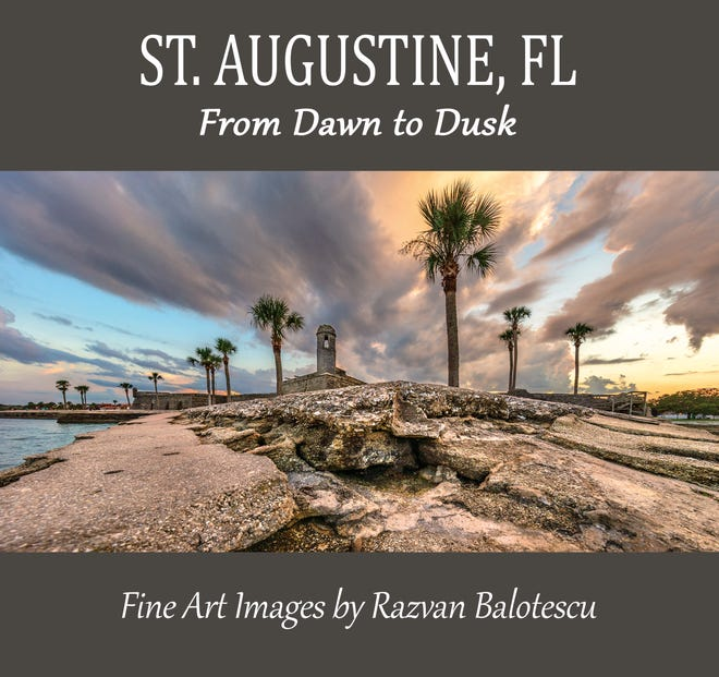 Local artist and physician Dr. Razvan Balotescu will sign copies of his new photography book on Friday, Aug. 29 at Village Arts in Ponte Vedra Beach.