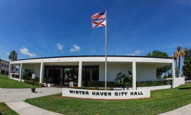 Winter Haven City Hall.