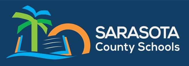 Sarasota County Schools logo.