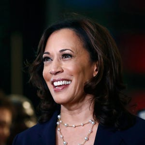 Trump Donated To Meanest Kamala Harris In 2011 2013