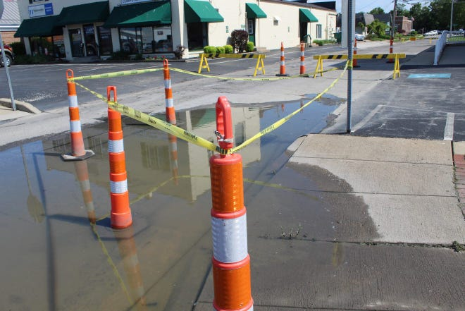 In June 2019, Port Clinton city officials closed the northbound lane of Monroe Street from the Veterans Park alley to Perry Street after a sinkhole caused part of the road to collapse by about a foot. The city has repaired three sinkhole areas this year within Port Clinton.