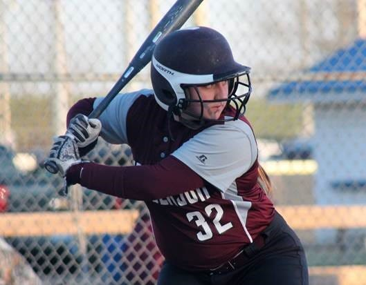 2020 Henderson County High graduate Courtney Collins signed recently to continue her softball career at Shawnee Community College