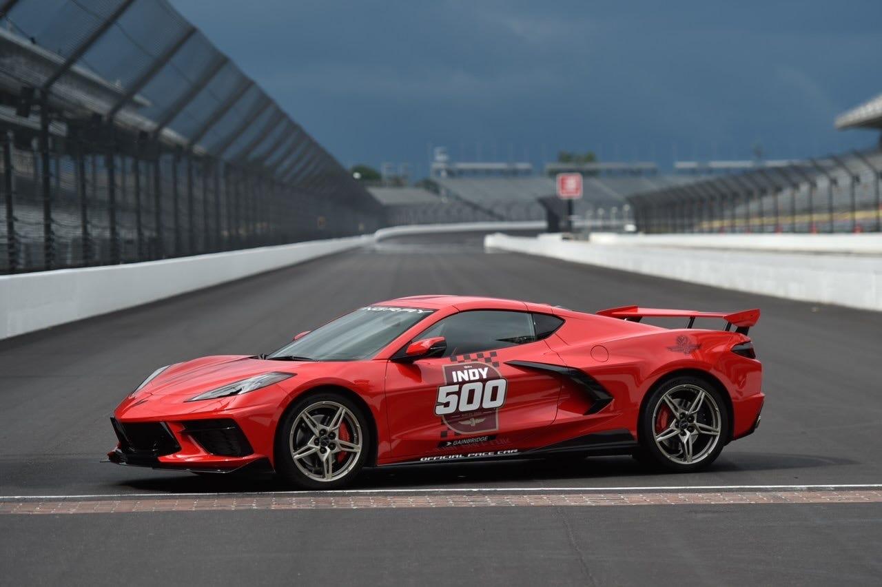 Indy 500: IMS unveils pace car, driver