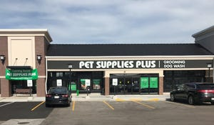 Pet Supplies Plus opened in the Mequon Pavilions shopping center on July 31.