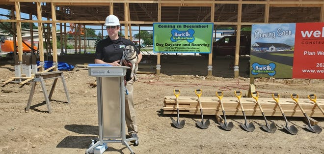 Ben Nader, the owner of Barkin' Up Hickory in Pewaukee, will open a second location in Delafield.