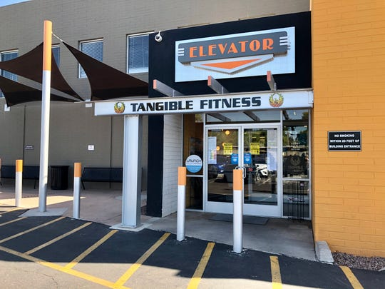 Chris Scheimann has owned Tangible Fitness for nearly 20 years, and he doesn't want to see it shut down because of the pandemic.