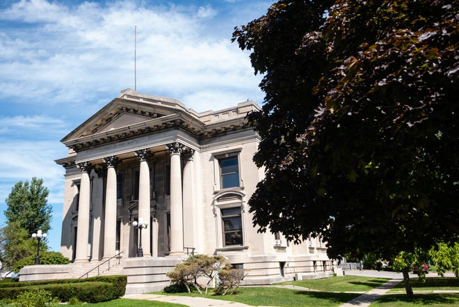 The Port Huron Ladies of the Maccabees building is listed for sale for $550,000.