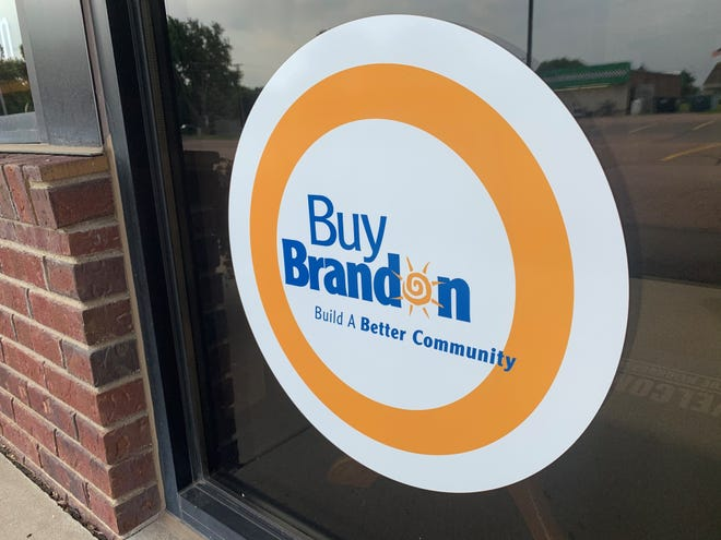 The Brandon Valley Area Chamber of Commerce is in the midst of its Buy Brandon campaign.