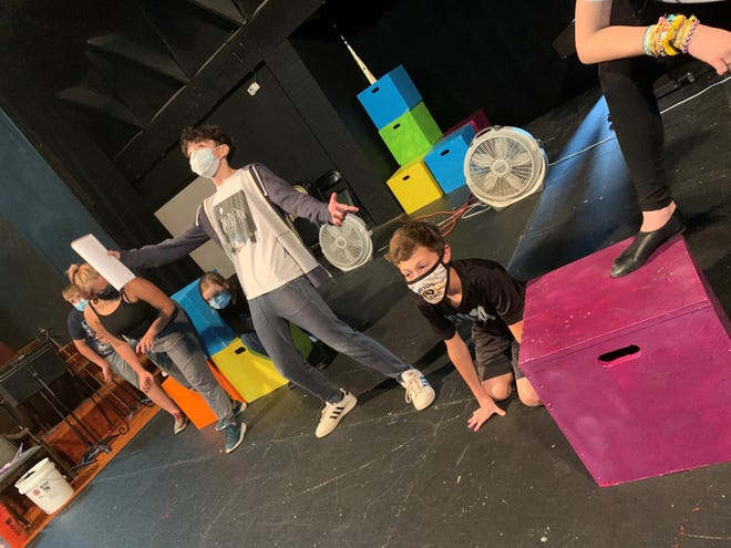 """In this file photo, the Lawton Community Theatre presents """"The Lion King Jr."""" as its Summer Showcase. The theater is currently accepting virtual auditions for its upcoming show """"The Last Five Years."""""""