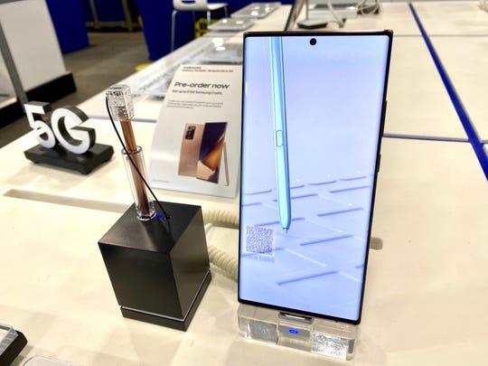 Samsung's new Galaxy S20 Ultra 5G