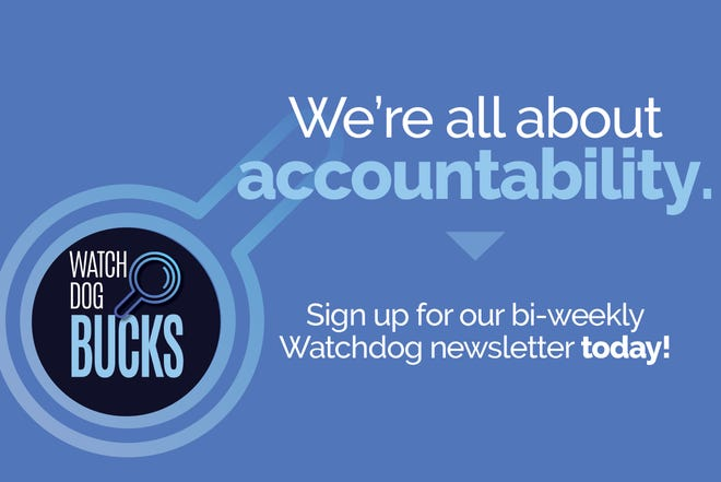 Sign up for our Watchdog Bucks newsletter today.