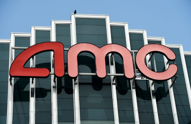 AMC Theatres, the nation's largest movie theater chain, will reopen in the U.S. on Aug. 20 with retro ticket prices of 15 cents per movie. [AP Photo/Chris Pizzello, File]
