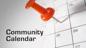 Community events, entertainment