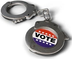 Florida felons, lawyers face confusion as they try to vote.