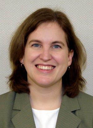 Rhonda Frevert, Burlington Public Library director