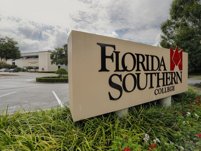 In a decision announced Monday, Florida Southern College said the school would allow only about half of its students to live in school housing and take classes on campus due to the COVID-19 pandemic. [PIERRE DUCHARME/THE LEDGER]