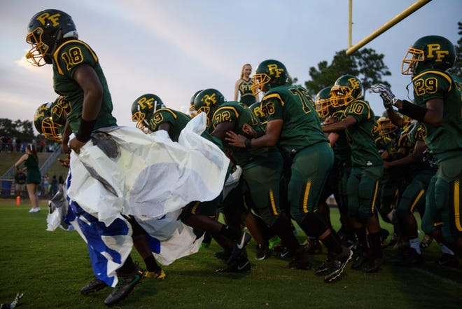 The NCHSAA has pushed the start of high school football to February, giving coaches and players hope for some sort of season this school year.