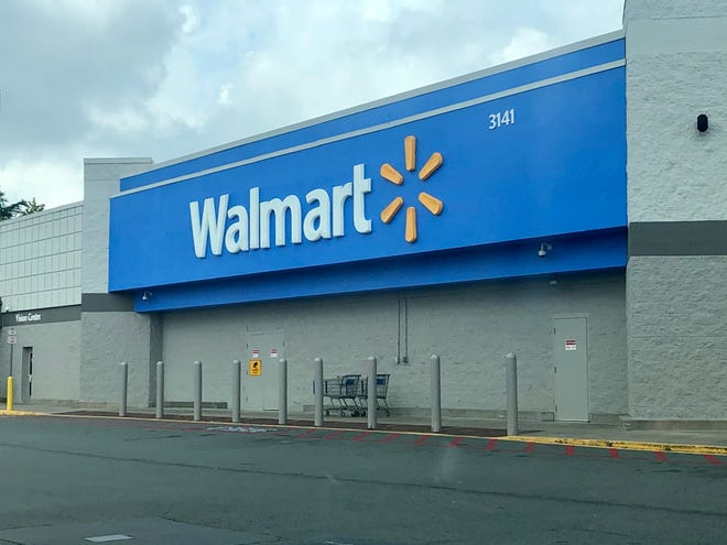 Walmart in Burlington