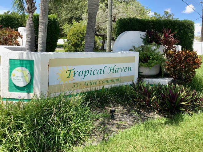 Tropical Haven in Melbourne.