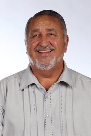 Hector Salinas in 2016.