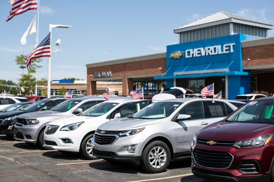 Feldman Chevrolet of New Hudson on August 13, 2020.