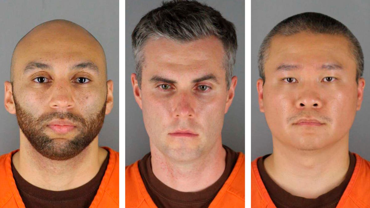 March trial schedule set for 3 ex-officers in Floyd's death 3