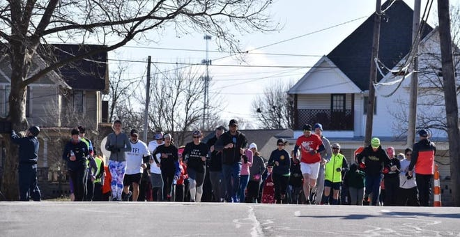One of the last local road races to he held this year was The Foul Mouth Road Run, which took place in early March in Gibsonburg. Local runners will have a chance to take part in the Great American Relay when it passes through Sandusky County Sept. 24.
