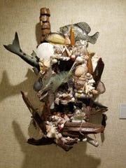 'By the Sea - Treasure.' In the collection of Rahr-West Art Museum, Gary John Gresl.