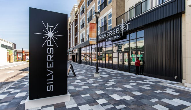 Silverspot Cinema, at The Corners of Brookfield, is offering private screenings for $99.
