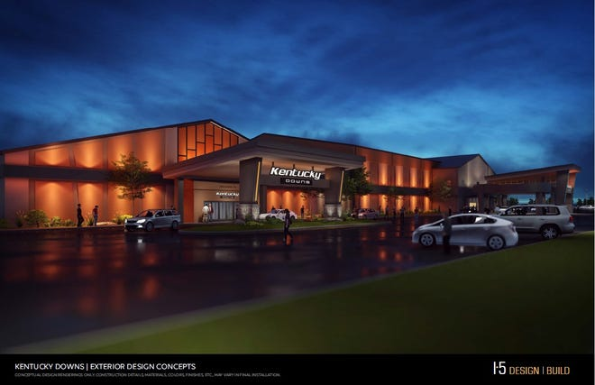 The Mint Gaming Hall is slated for an early September opening.