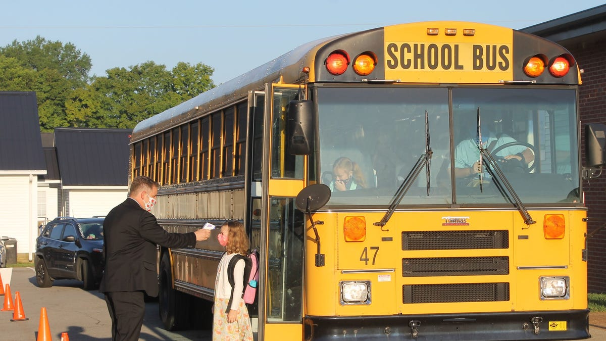 Cheatham schools begin hybrid schedule after COVID cases...