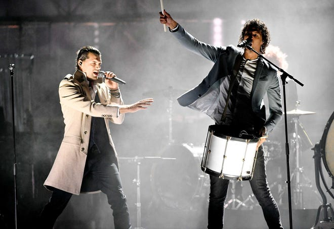 Country pop duo For King & Country will play a drive-in concert at Wisconsin State Fair Park Sept. 12.