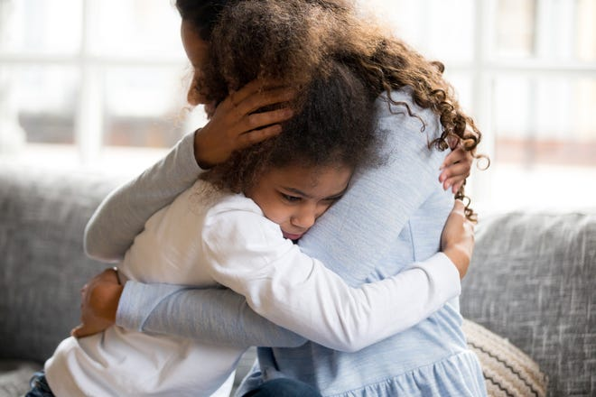 The uncertainty caused by the COVID-19 pandemic may cause children to feel many distressing emotions, such as anxiety.