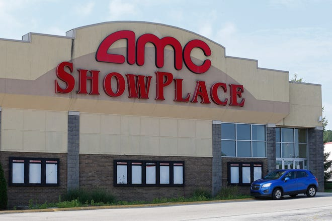 The AMC Theatres location on National Road East in Richmond will reopen to customers on Sept. 3, 2020.