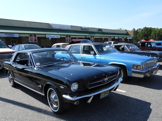 South Jersey Cruisers Association car group will hold a car cruise at Rita's Water Ice at Landis and Lincoln avenues in Vineland from 5 to 8 p.m. Aug. 23 and Sept. 20, rain or shine.