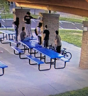 Wisconsin Rapids Police are trying to identify anyone in the photo who may have information about vandalism done at the Wisconsin Rapids Aquatic Center.