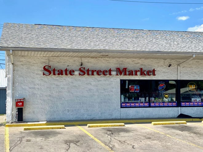 Zanesville's State Street Market is the site of the latest shooting investigation in the city.